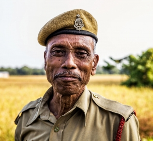The Policeman, India